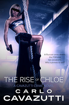 The Rise of Chloe by Carlo Cavazutti
