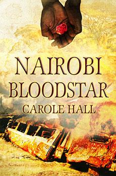 """Nairobi Bloodstar"" by Carole Hall"