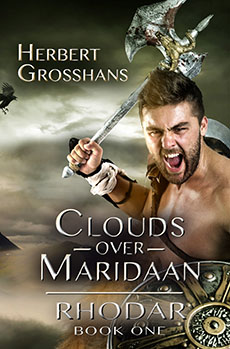 """Clouds Over Maridaan"" by Herbert Groshans"