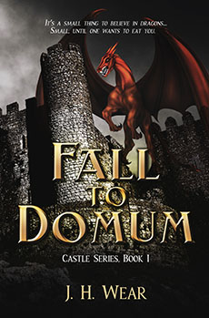 Castle: Fall to Domum by J. H. Wear