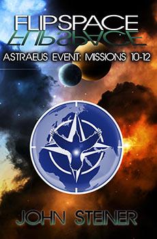 """""""FLIPSPACE: Astraeus Event"""" by John Steiner"""