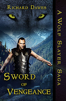"""Sword of Vengeance: Wolf Slayer #6"" - Richard Dawes"
