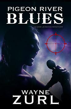 """""""Pigeon River Blues"""" by Wayne Zurl"""