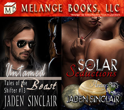 Melange Books Releases March 5, 2015