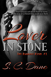 """Lover In Stone"" by S.C. Dane"