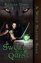 """Sword of the Quest"" by Richard Dawes"